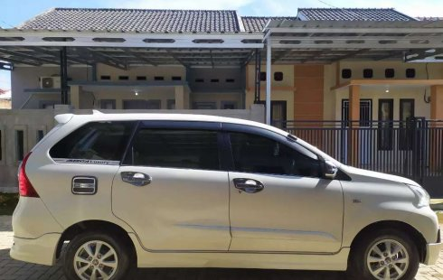 Jual Toyota Avanza G Luxury 2016 harga murah di Lampung