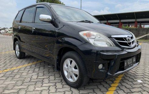 Dijual mobil Toyota Avanza Tipe G 1.3 MT 2010 Hitam, Jawa Tengah