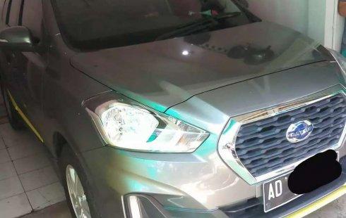 Datsun GO+ 2018 Jawa Tengah dijual dengan harga termurah