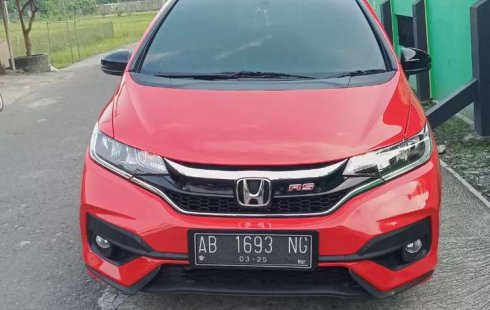 Jual cepat Honda Jazz RS 2018 di DIY Yogyakarta