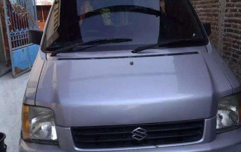 Jual mobil bekas murah Suzuki Karimun GX 2002 di Jawa Timur