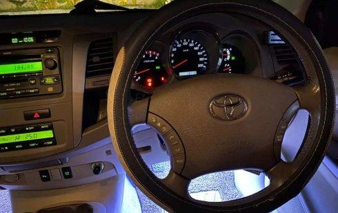 Jual mobil Toyota Fortuner G 2007 bekas, Jawa Barat