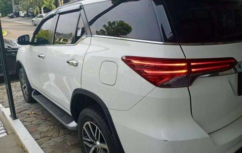 Jual mobil Toyota Fortuner VRZ 2017 bekas, Jawa Barat