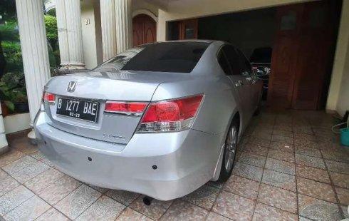 Jual mobil bekas murah Honda Accord 2012 di DKI Jakarta