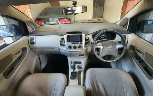 DKI Jakarta, Toyota Kijang Innova 2.5 G 2015 kondisi terawat