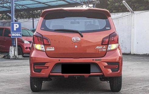 Dijual Cepat Daihatsu Ayla R 2018 di DKI Jakarta