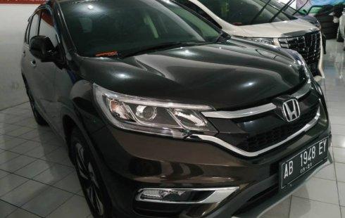 DIY Yogyakarta, Mobil bekas Honda CR-V 2.4 Prestige 2016 dijual