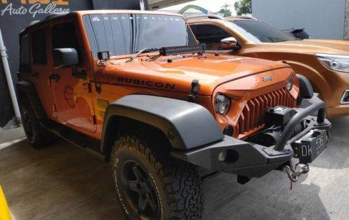 Jual mobil bekas Jeep Wrangler Rubicon 2011, DIY Yogyakarta