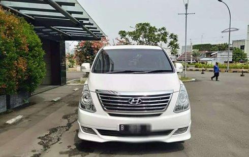 Jual Hyundai H-1 XG 2013 harga murah di DKI Jakarta