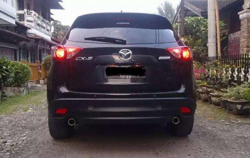 Jual cepat Mazda CX-5 Grand Touring 2012 di Sumatra Utara