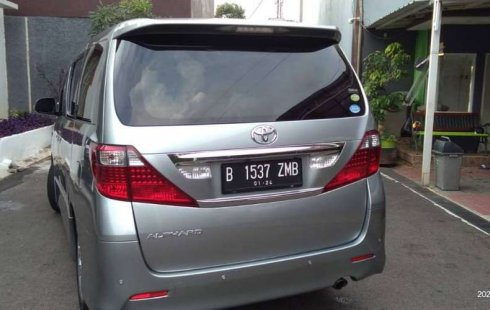 Mobil Toyota Alphard 2009 2.4 NA dijual, DKI Jakarta