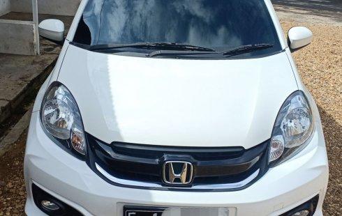 Dijual cepat Honda Brio Satya E 2018 di Kalimantan Selatan