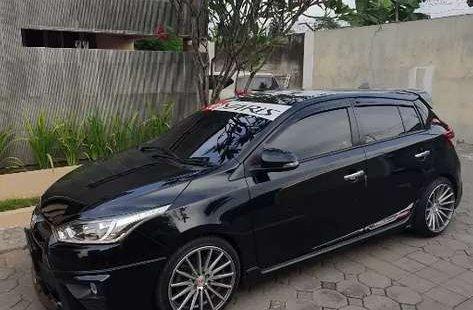 Jual mobil bekas murah Toyota Yaris TRD Sportivo 2016 di Jawa Tengah