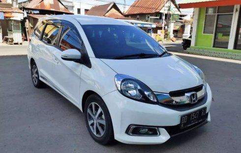 Jual mobil Honda Mobilio Prestige Limited Edition 2017 bekas, Sulawesi Selatan