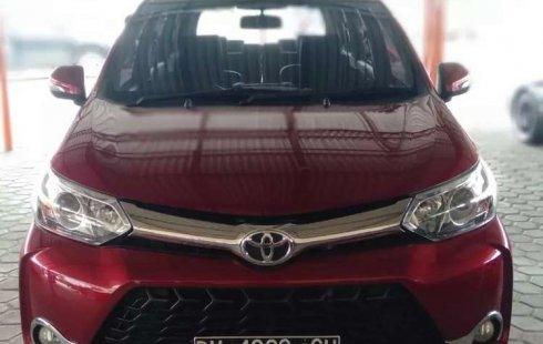 Jual cepat Toyota Avanza Veloz 2015 di Riau