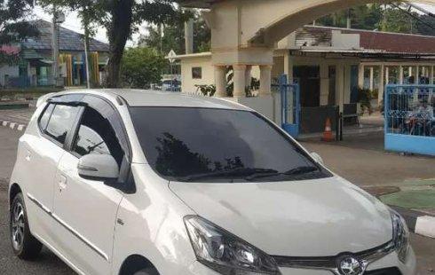 Jual mobil bekas murah Toyota Agya G 2018 di Jambi