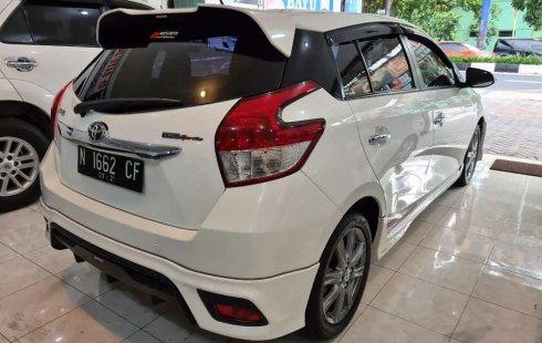 Jual mobil bekas murah Toyota Yaris TRD Sportivo 2016 di Jawa Timur