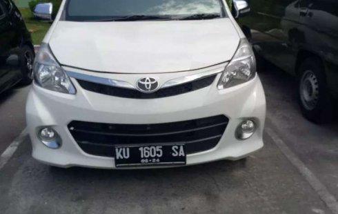 Mobil Toyota Avanza 2014 Veloz dijual, Kalimantan Timur
