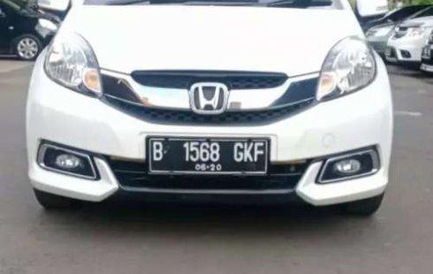 Honda Mobilio 2015 DKI Jakarta dijual dengan harga termurah
