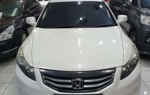 Jual mobil bekas murah Honda Accord 2.4 VTi-L 2011 di DKI Jakarta