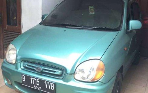 Jual Kia Visto 2002 harga murah di DKI Jakarta