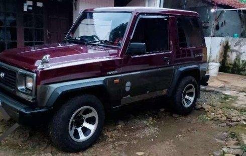 Daihatsu Feroza 1997 Jawa Barat dijual dengan harga termurah