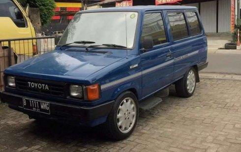 Jual Toyota Kijang SSX 1996 harga murah di Jawa Barat
