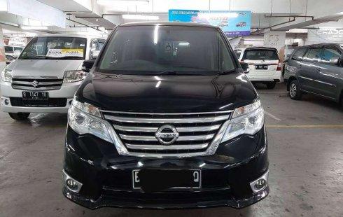 Jual cepat Nissan Serena Highway Star 2015 di DKI Jakarta