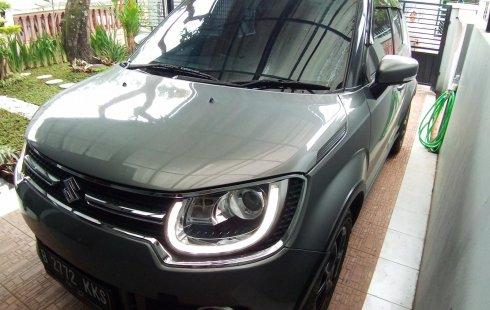 Dijual cepat Suzuki Ignis GX 2018 AT di Jawa Tengah
