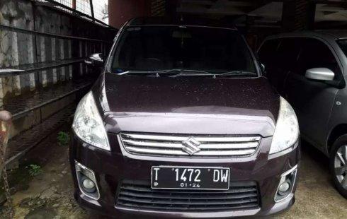 Mobil Suzuki Ertiga 2013 GX terbaik di Jawa Barat