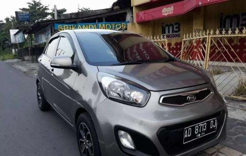 Jual mobil bekas murah Kia Picanto SE 2014 di Jawa Tengah
