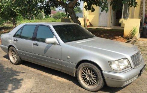 Dijual mobil bekas Mercedes-Benz S-Class S 500 L, Banten