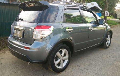 Sulawesi Selatan, jual mobil Suzuki SX4 X-Over 2007 dengan harga terjangkau
