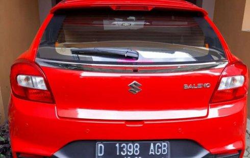Jual mobil bekas murah Suzuki Baleno 2017 di Jawa Barat