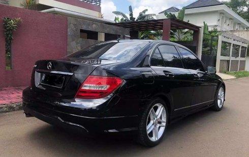 Mobil Mercedes-Benz C-Class 2011 C250 AMG dijual, DKI Jakarta