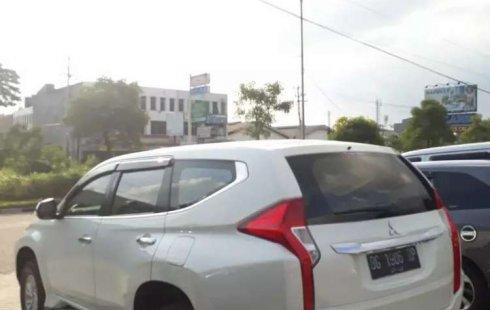 Riau, jual mobil Mitsubishi Pajero Sport GLX 2017 dengan harga terjangkau