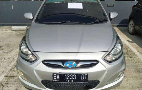 Jual mobil bekas murah Hyundai Grand Avega GL 2011 di Bangka - Belitung