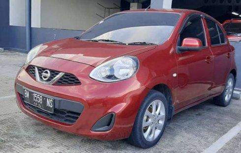 Bangka - Belitung, jual mobil Nissan March 1.2L 2014 dengan harga terjangkau