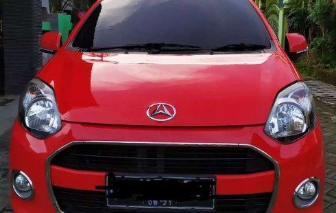 Mobil Daihatsu Ayla 2016 X terbaik di Jawa Timur
