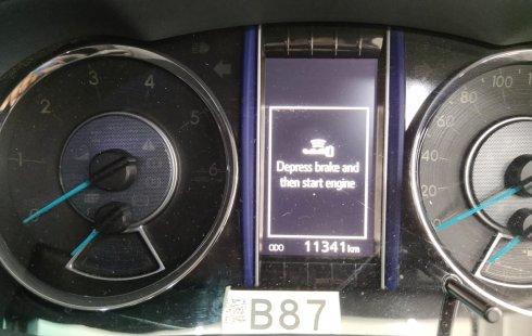Dijual cepat mobil Toyota Fortuner 2.4 VRZ 2017 Putih di DKI Jakarta