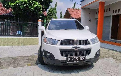 Mobil Chevrolet Captiva 2014 terbaik di DKI Jakarta