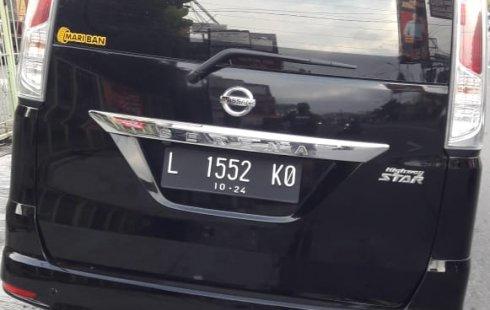 Jual Mobil Nissan Serena Highway Star 2014 Bekas di DIY Yogyakarta