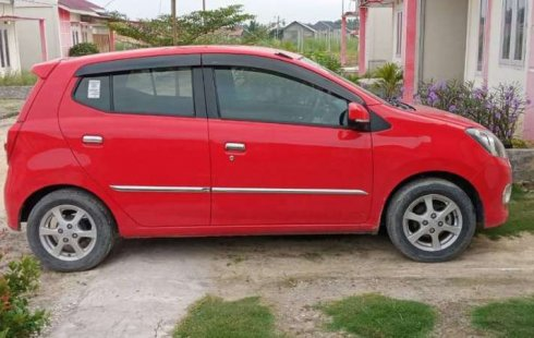 Daihatsu Ayla 2016 Riau dijual dengan harga termurah