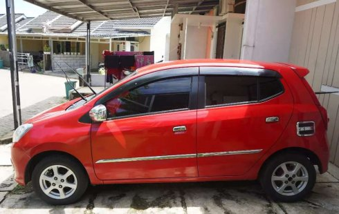 Mobil Daihatsu Ayla 2016 X terbaik di Jawa Barat