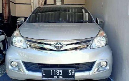 Jawa Timur, Toyota Avanza G 2014 kondisi terawat