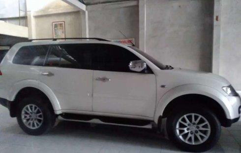 DIY Yogyakarta, Mitsubishi Pajero Sport Exceed 2012 kondisi terawat