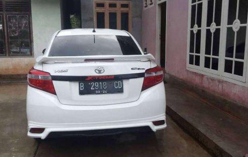 Jual cepat Toyota Vios G 2013 di Lampung
