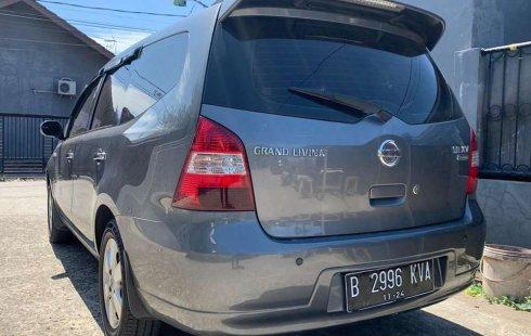 Jual mobil bekas murah Nissan Grand Livina XV 2007 di Jawa Barat