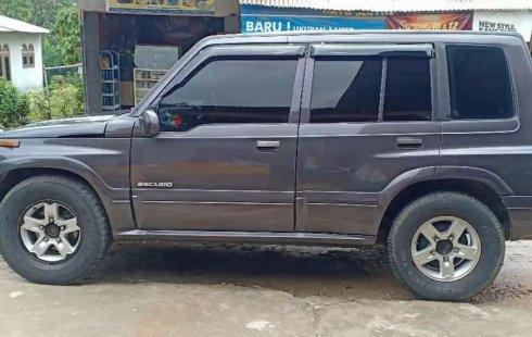 Jual mobil bekas murah Suzuki Escudo 1999 di Sumatra Utara