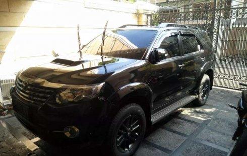 Jual mobil Toyota Fortuner G 2015 bekas, DKI Jakarta